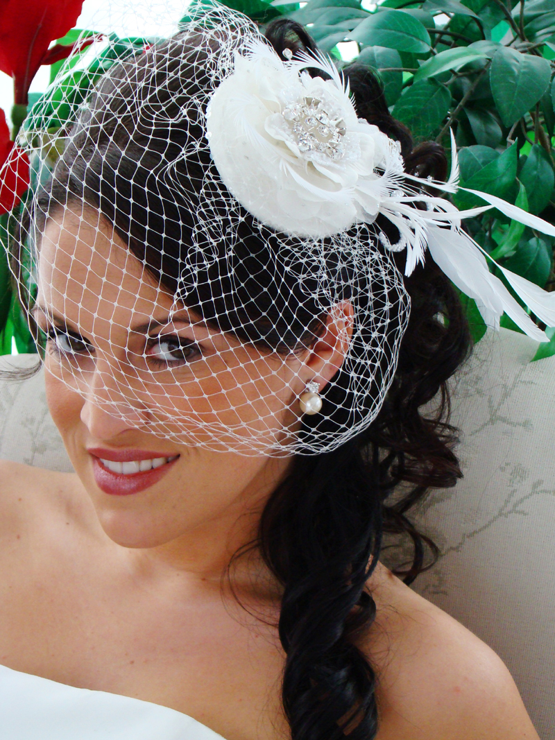 Hair Ideas Hair Piece Long Hairstyles Minis Veils Wedding Hairstyles Birdcages Vintage